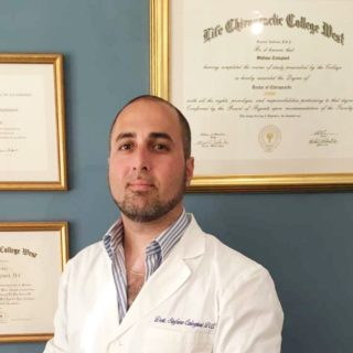 dottor Stefano Calogiuri